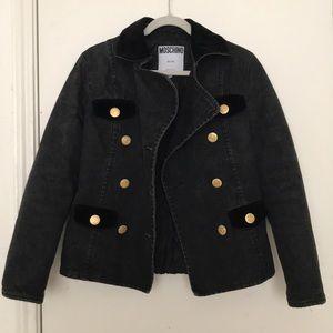 Vintage Moschino Jean Jacket